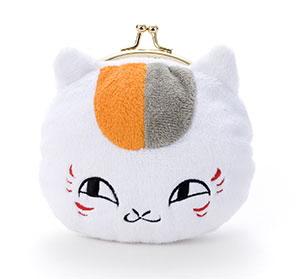 【굿즈-파우치】 나츠메우인장 동전지갑 냥코선생
